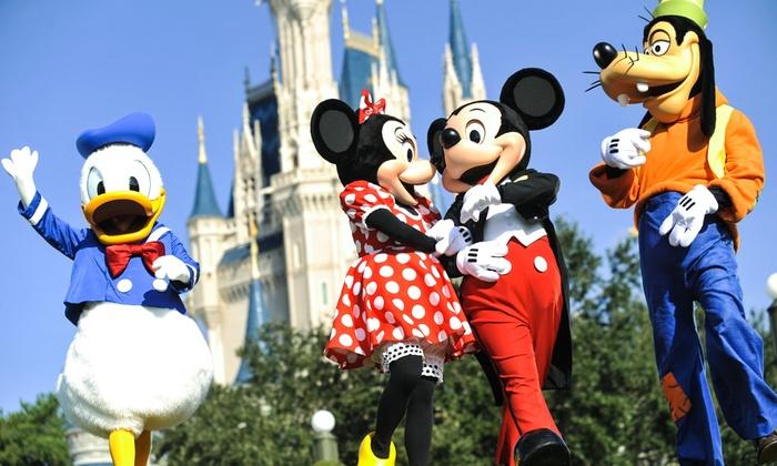 Bilete intrare Disneyland