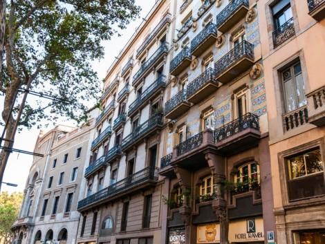 Barcelona House 3*