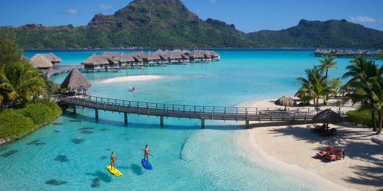 Intercontinental Resort & Thalasso Spa Bora Bora 4*