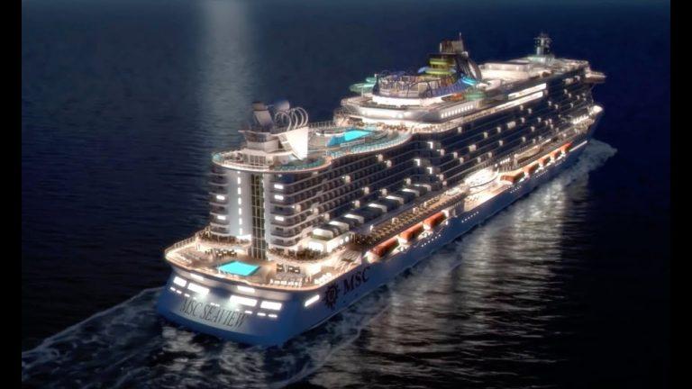 Croaziera 2021 in Italia,  Spania si Franta la bordul navei MSC Seaview - 7 nopti - promotie 2x1