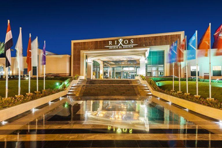 Revelion 2022 in Egipt - Rixos Sharm El Sheikh Resort 5*
