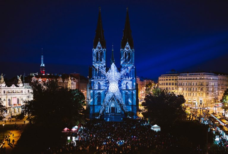 Festivalul luminii la Praga - U Krize Hotel 3*