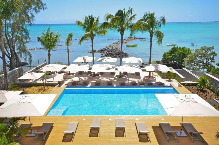 Mont Choisy Beach Resort 3*