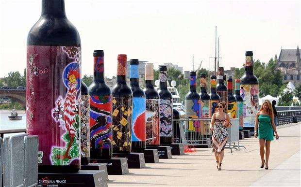 Festivalul vinului de la Bordeaux, Franta