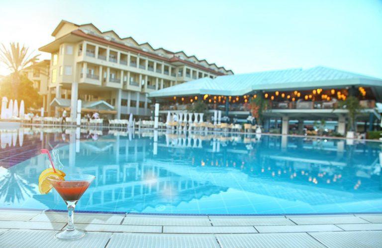 Queen's Park Le Jardin Hotel 5*