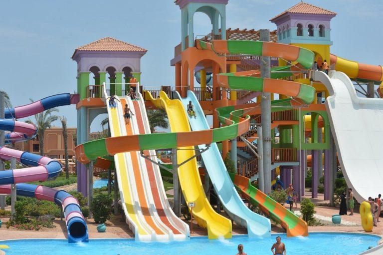 Last Minute Egipt - Charmillion Sea Club Aquapark 5*