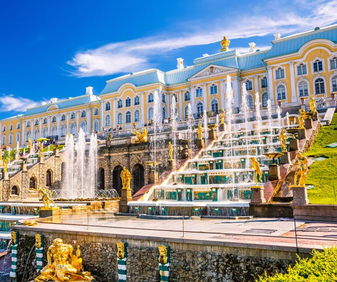 Senior Voyage Rusia si Nestematele Imperiale
