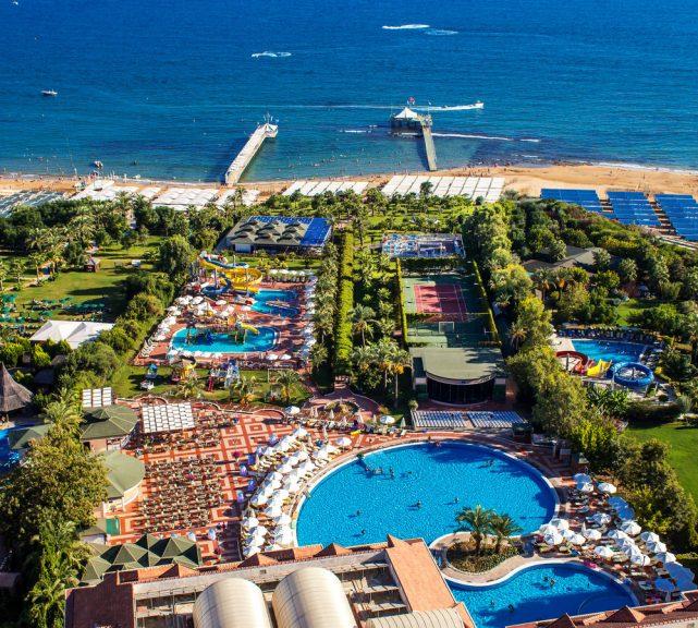 Early Booking vara 2021 Antalya - Turan Prince Resort 5*