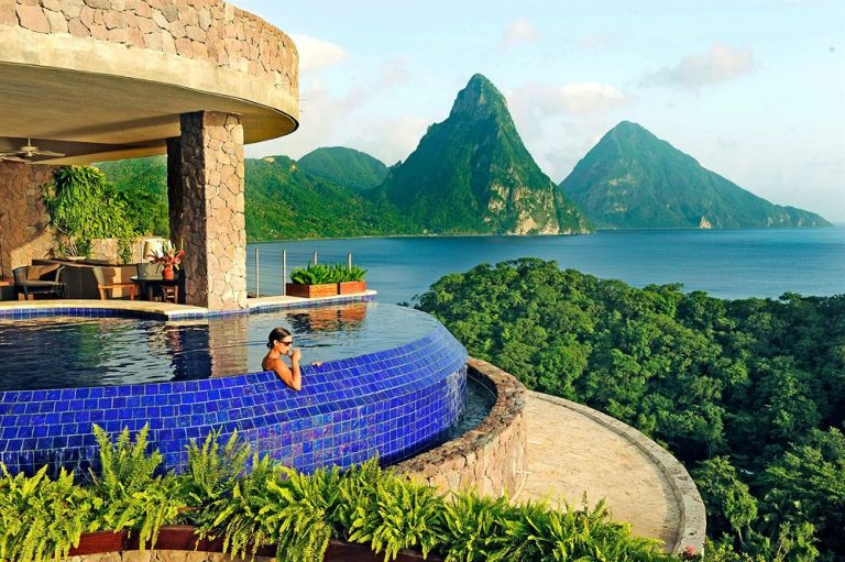 Jade Mountain St. Lucia 6*