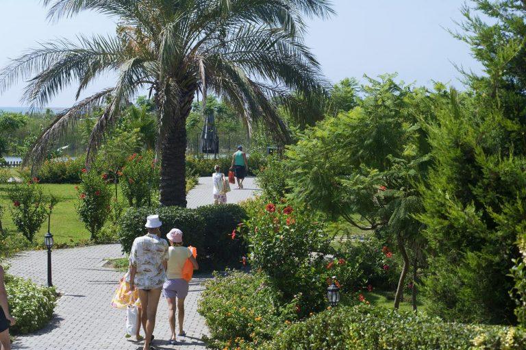 Last Minute Antalya - Crystal Paraiso Verde Resort & Spa 5*