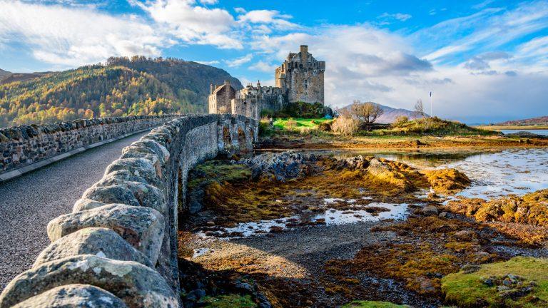 Scotia, castele, fratii secrete si scotch - Vacante Seniori (hotel 4*)