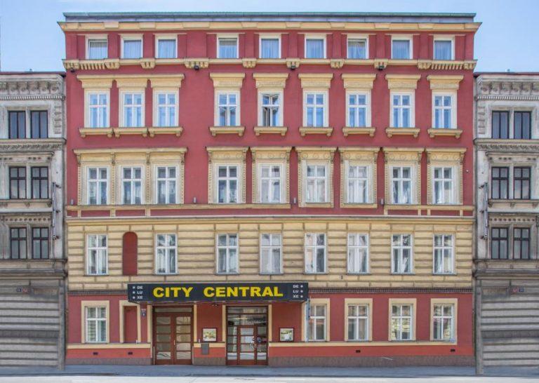 Craciun la Praga - City Central Hotel 3*