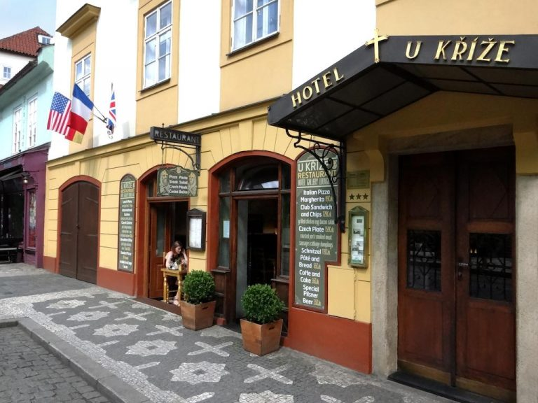 Festivalul Sfantului Martin la Praga - U Krize Hotel 3*