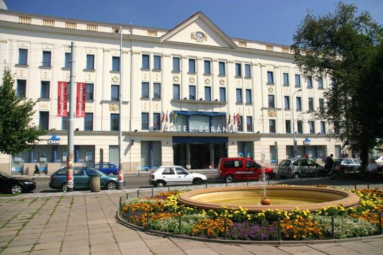 Craciun la Praga - Beranek Hotel 3*