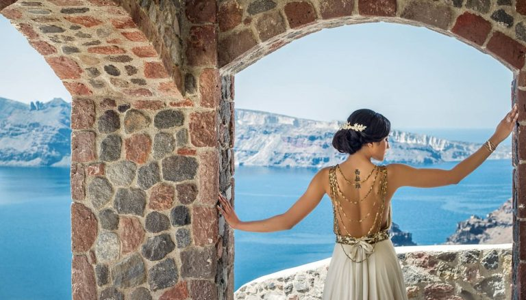 Nunta in Santorini - Canaves Oia Hotel and Suites 5*