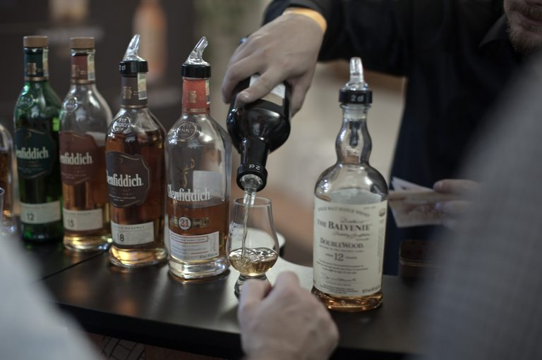 Festivalul de whisky de la Praga - City Club Hotel 3*