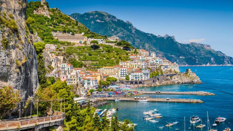 Senior Voyage Napoli - Sorrento (hotel 4*)