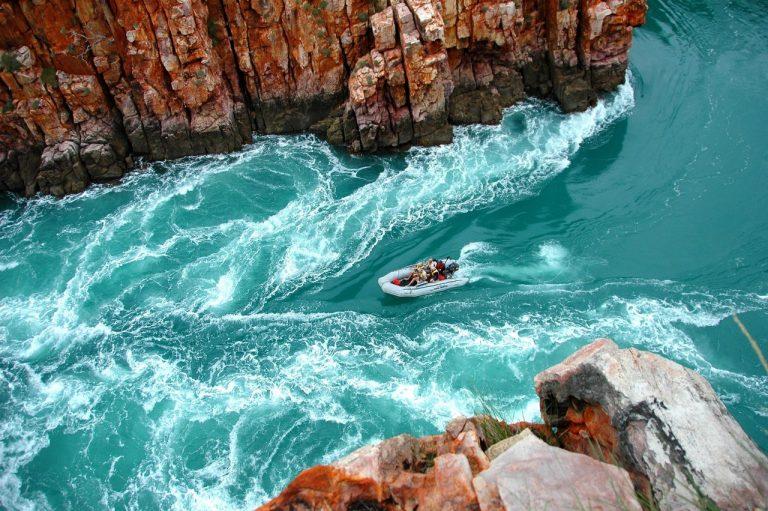 Coasta Kimberley - de la Broome către Darwin - expeditie 11 zile