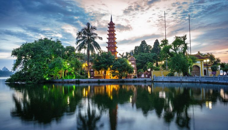 Oferta speciala Air France: bilet avion Bucuresti - Hanoi