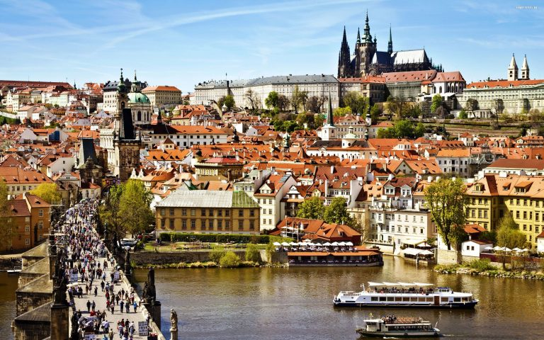 Festivalul luminii la Praga - Sonata Hotel 4*