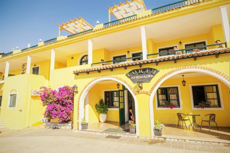 Early booking vara 2019 Corfu - Corfu Residence 4*