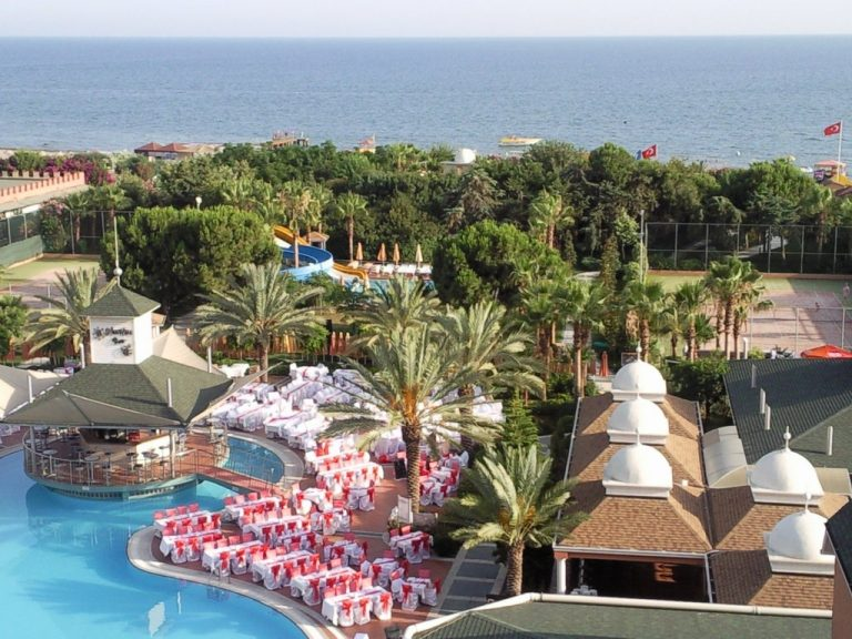 Last minute Antalya - Club Insula Resort & Spa 5* - plecare din Cluj