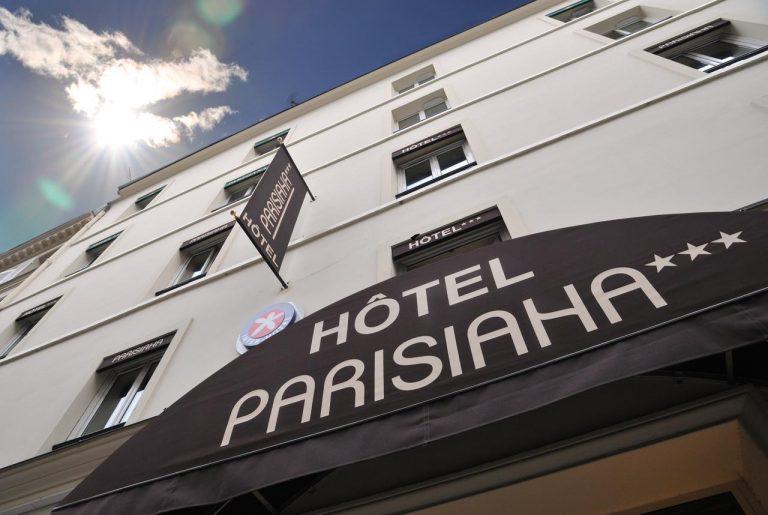 City Break la Paris Mai 2019 - Interhotel Parisiana 3*