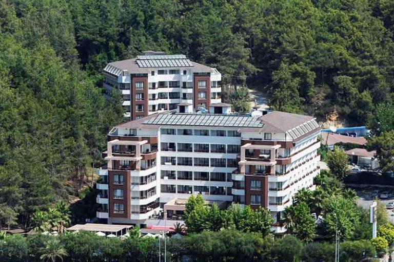 Last minute Antalya - Alara Kum Hotel 5*