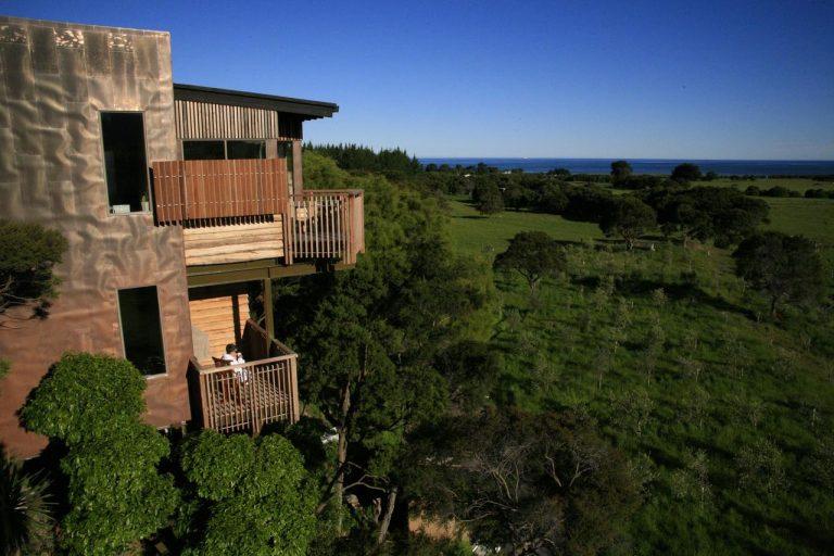Hapuku Lodge & Tree Houses 5*