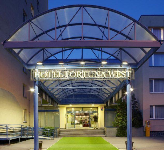 City Break la Praga - Fortuna West Hotel 3*