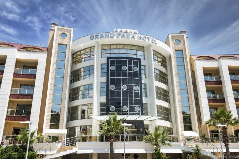 Last minute Bodrum - Grand Pasa Hotel 5*