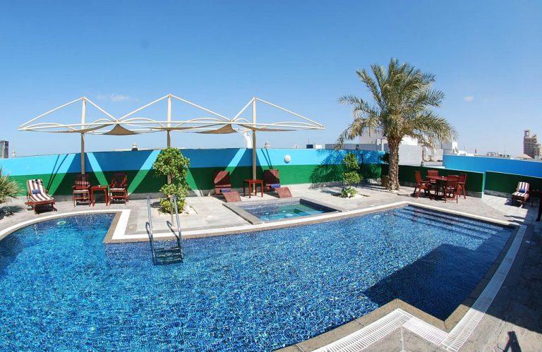 Revelion 2018 Dubai - Donatello Hotel 4*
