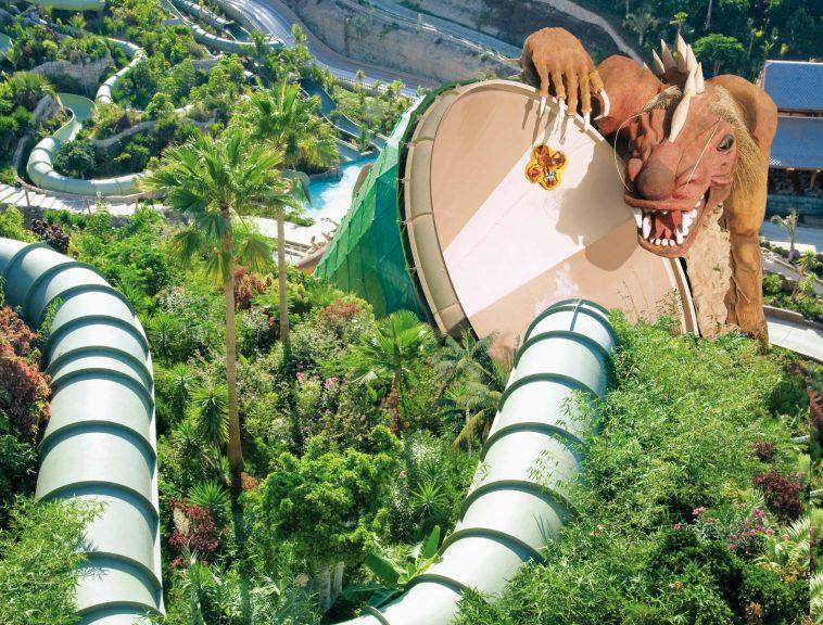 Siam Park Tenerife - Catalonia Oro Negro Hotel 3*