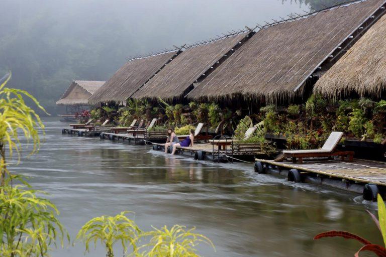 River Kwai Jungle Raft 3*