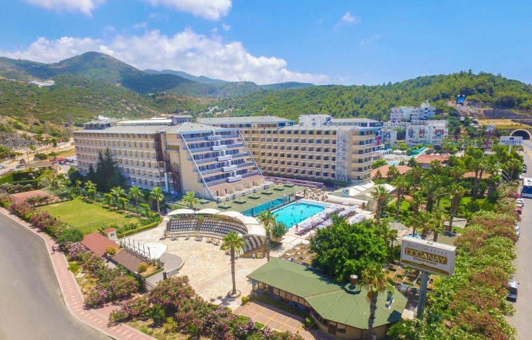 Early Booking vara 2021 Antalya - Beach Club Doganay Hotel 5*