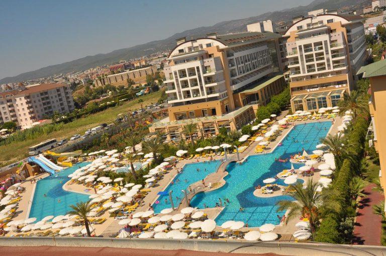 Last minute Antalya - Hedef Resort 5* - plecare din Craiova
