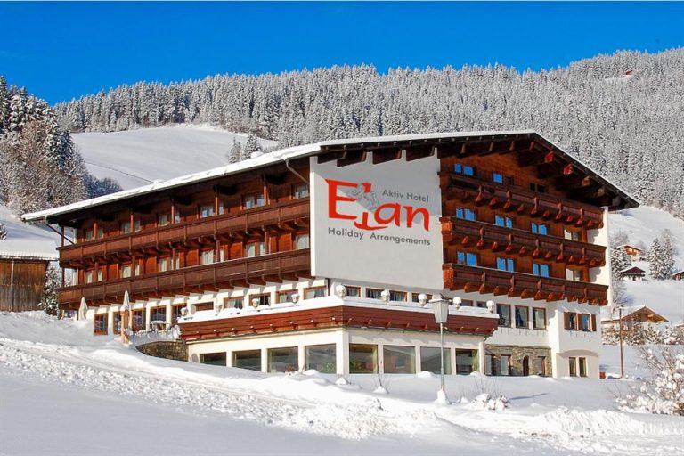Aktiv Hotel Elan 3* (Oberau Wildschönau) - skipass inclus