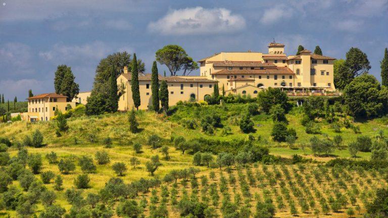 Castello Del Nero Hotel & Spa 5*