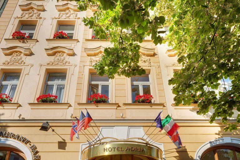 Craciun la Praga - Adria Hotel 4*