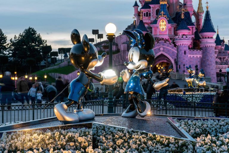 Bilet Disney cu shuttle din Paris