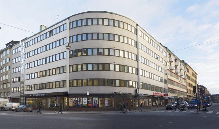 Nopti albe la Stockholm - First Hotel Fridhemsplan 4*