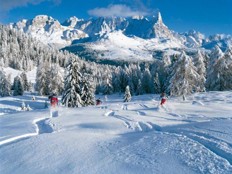 Des Alpes Hotel 3* (Serrada di Folgaria) - skipass inclus
