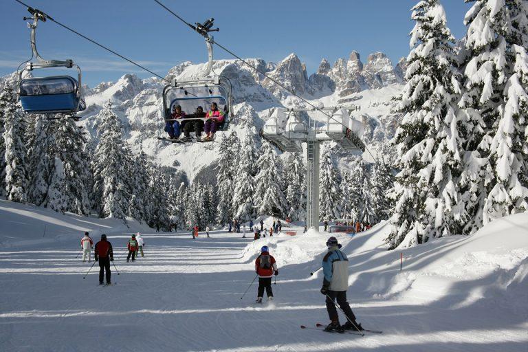 Du Lac Vital Mountain Hotel 3* (Molveno) - skipass inclus
