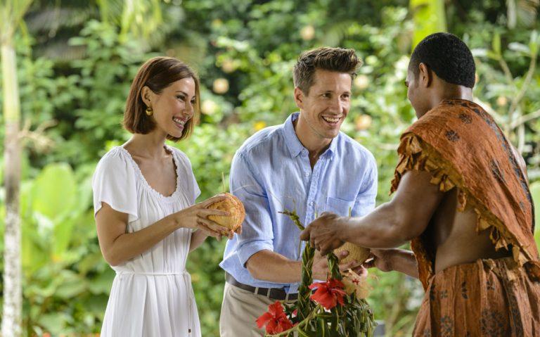 Nanuku Auberge Resort Fiji 5* (gratuitate ptr 2 copii)
