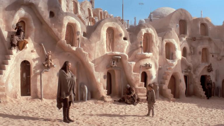 Pe urmele eroilor din Star Wars - Hasdrubal Prestige Djerba 5*