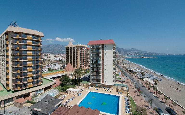 Last minute Costa del Sol - Las Piramides Hotel 4*