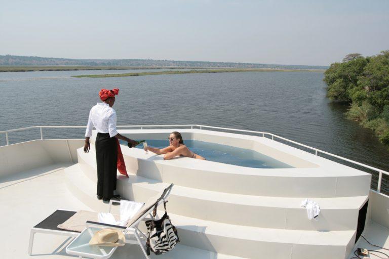Zambezi Queen floating Hotel 5*