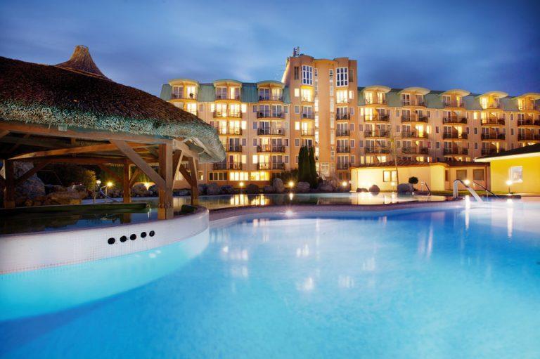 Wellness & Relax - Europa Fit Hotel 4*+