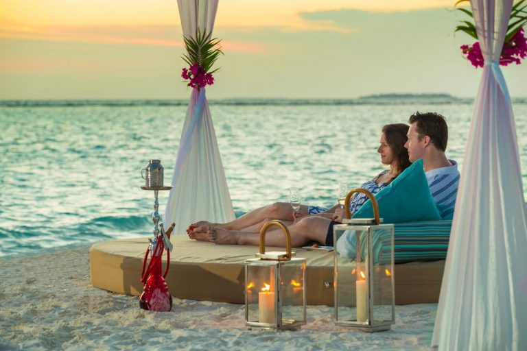 The Sun Siyam Iru Fushi Luxury Resort Maldives 5*