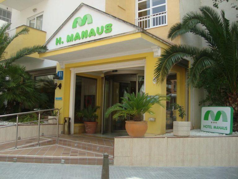 Last minute Mallorca - Manaus Hotel 3*